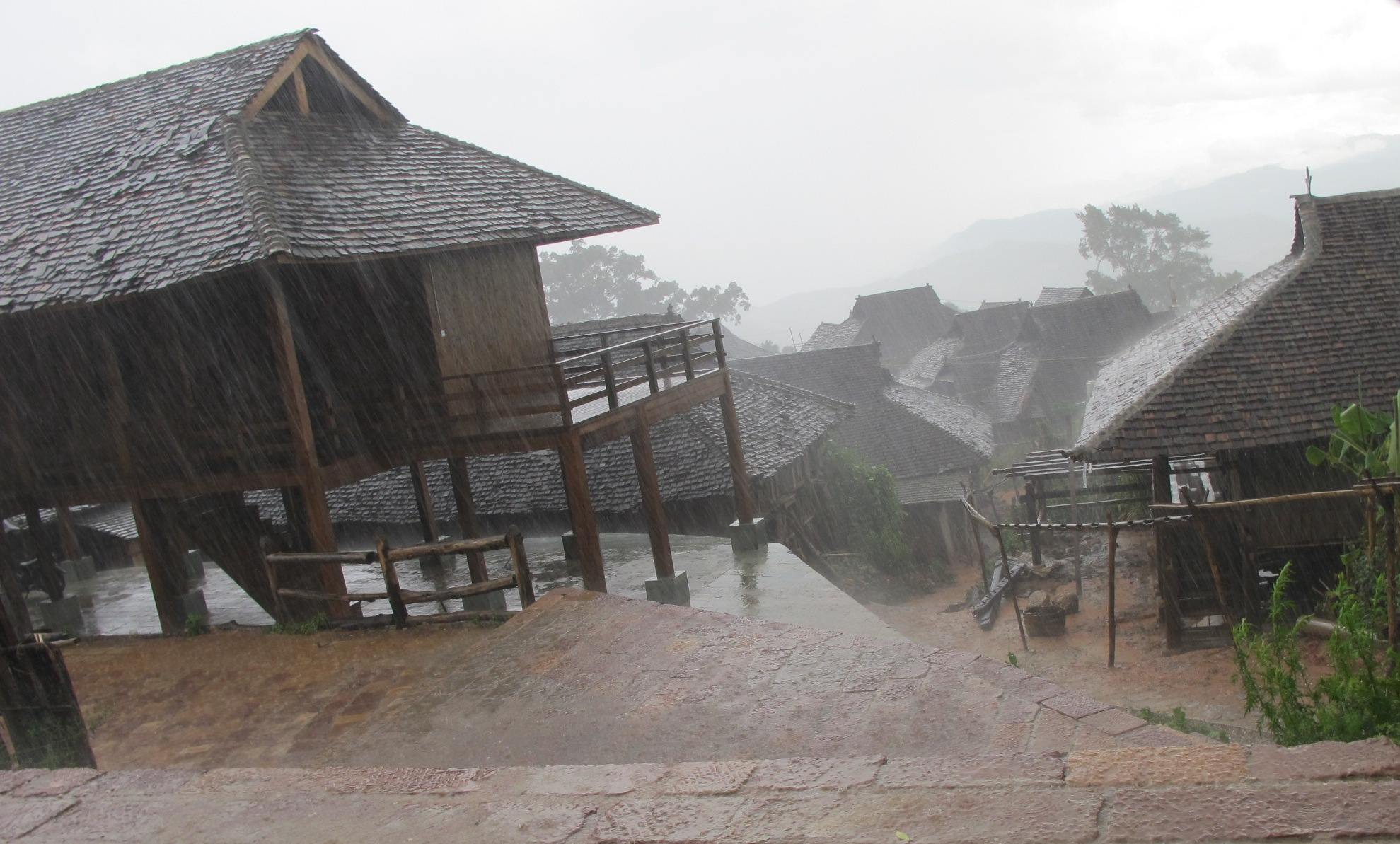 the rainy season Giving money charitably tends to make us happier than spending on ourselves, contributing to health and well-being, according to ubc researcher.